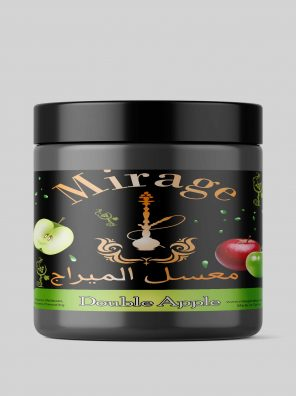 Double Apple | Shisha Flavours for Sale Online 2020 | Mirage Tobacco