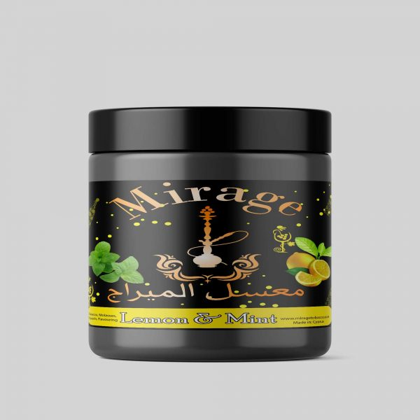 Lemon & Mint | Shisha Flavours for Sale Online 2020 | Mirage Tobacco